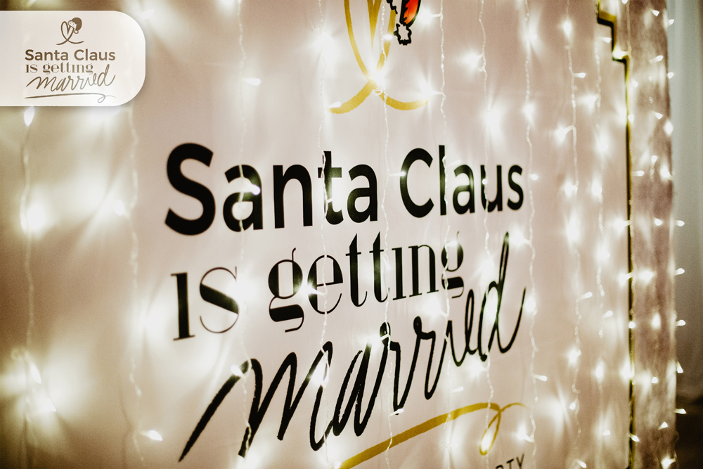 Santa Claus is getting married
